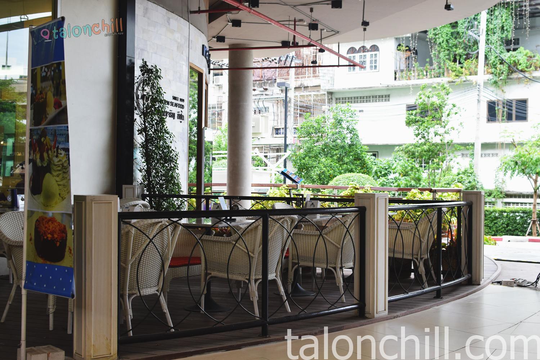 [ตะลอนกิน] ร้านซิกเนเจอร์ ดีเสิร์ท คาเฟ่ (Signature Dessert Cafe) ณ The sense ปิ่นเกล้า