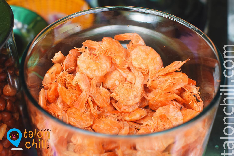 [ตะลอนกิน] ส้มตำไร้ครก ร้านคุณเจี๊ยบ อร่อยเลิศ แซ่บเวอร์ (เจ้าเก่า BigC ติวานนท์)