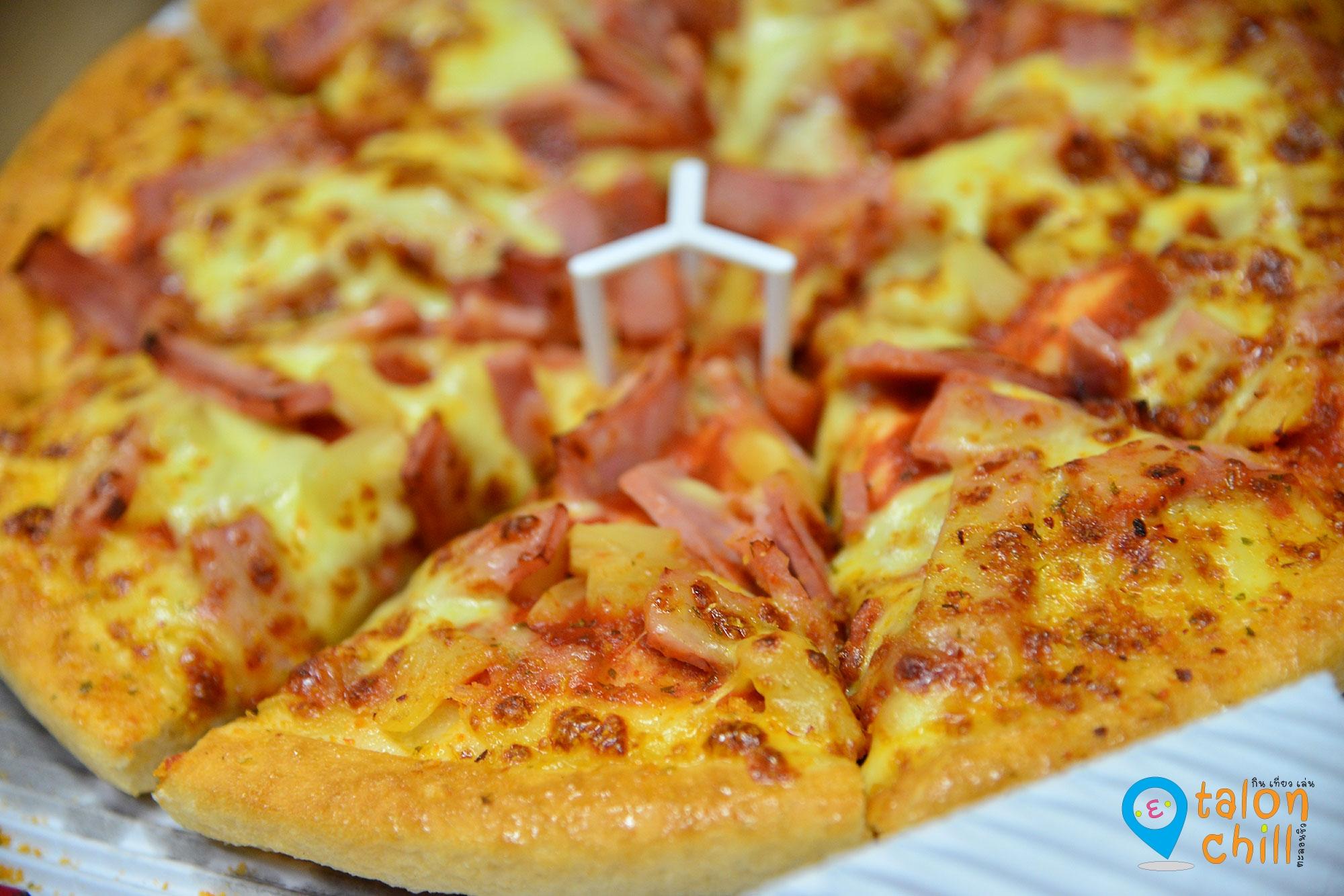 [ตะลุยแหลก] พิซซ่าฮัทสูตรใหม่ (Pizza Hut) อร่อยกว่าเดิม #อยากกินต้องกินให้สุด