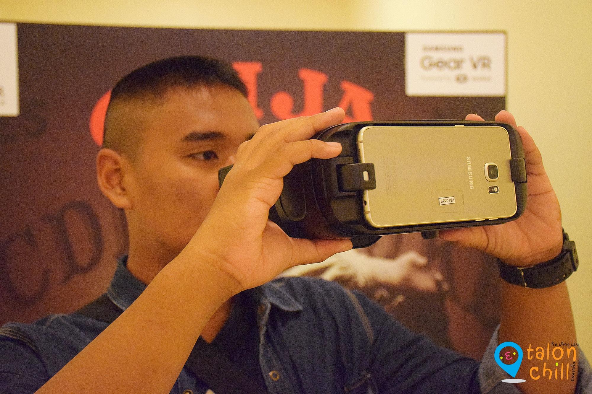 """[หนูทดลอง] แว่น Gear VR 2.0 Powered by Oculus เรื่อง """"Ouija 2 กระดานผี(สะดุ้ง)กระชากวิญญาณ"""""""