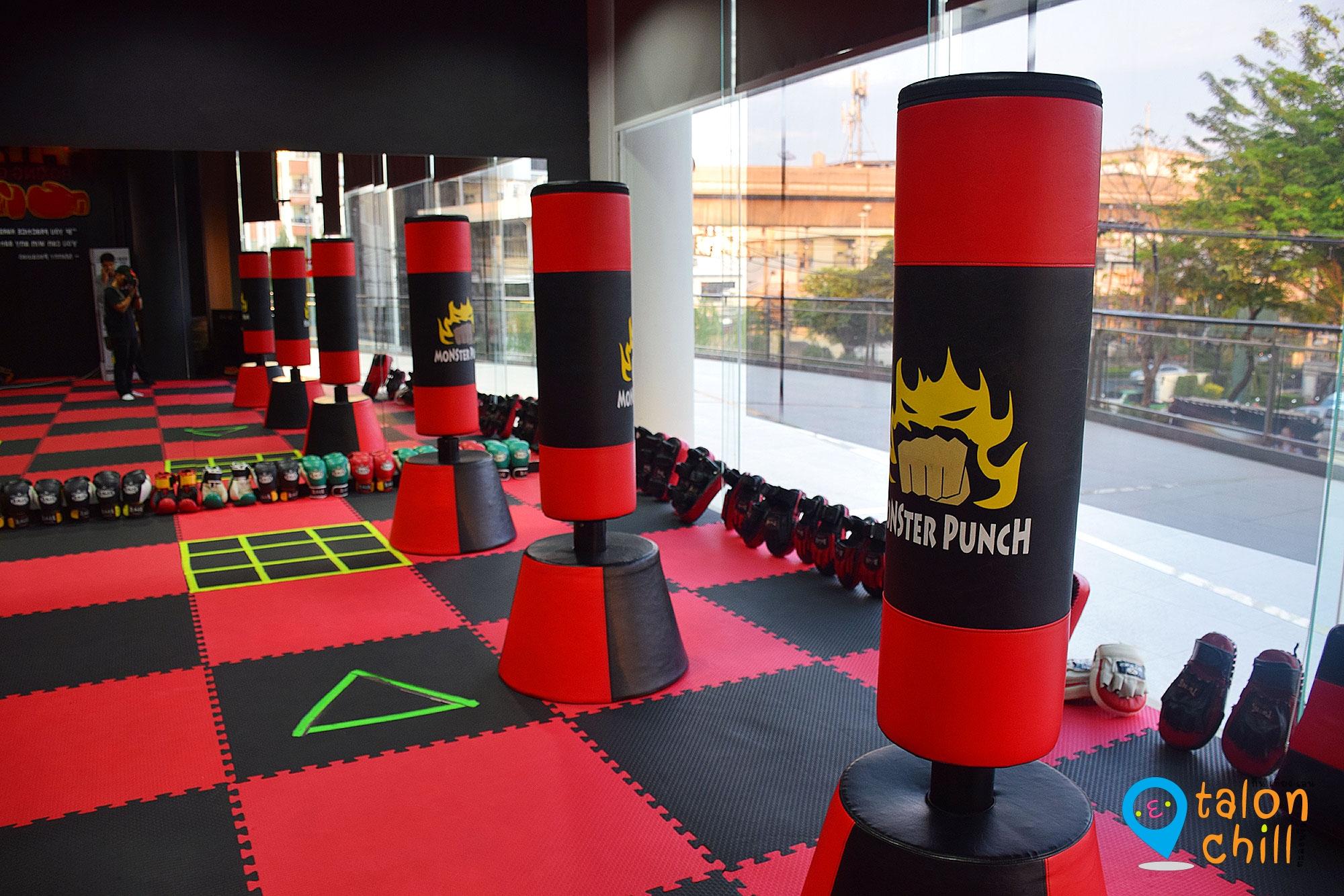 [Review] ยิมค่ายมวยไทย (Fitz Boxing Gym) คลาสต่อยมวยเพื่อลดความอ้วน สร้างความฟิตแอนด์เฟิร์ม