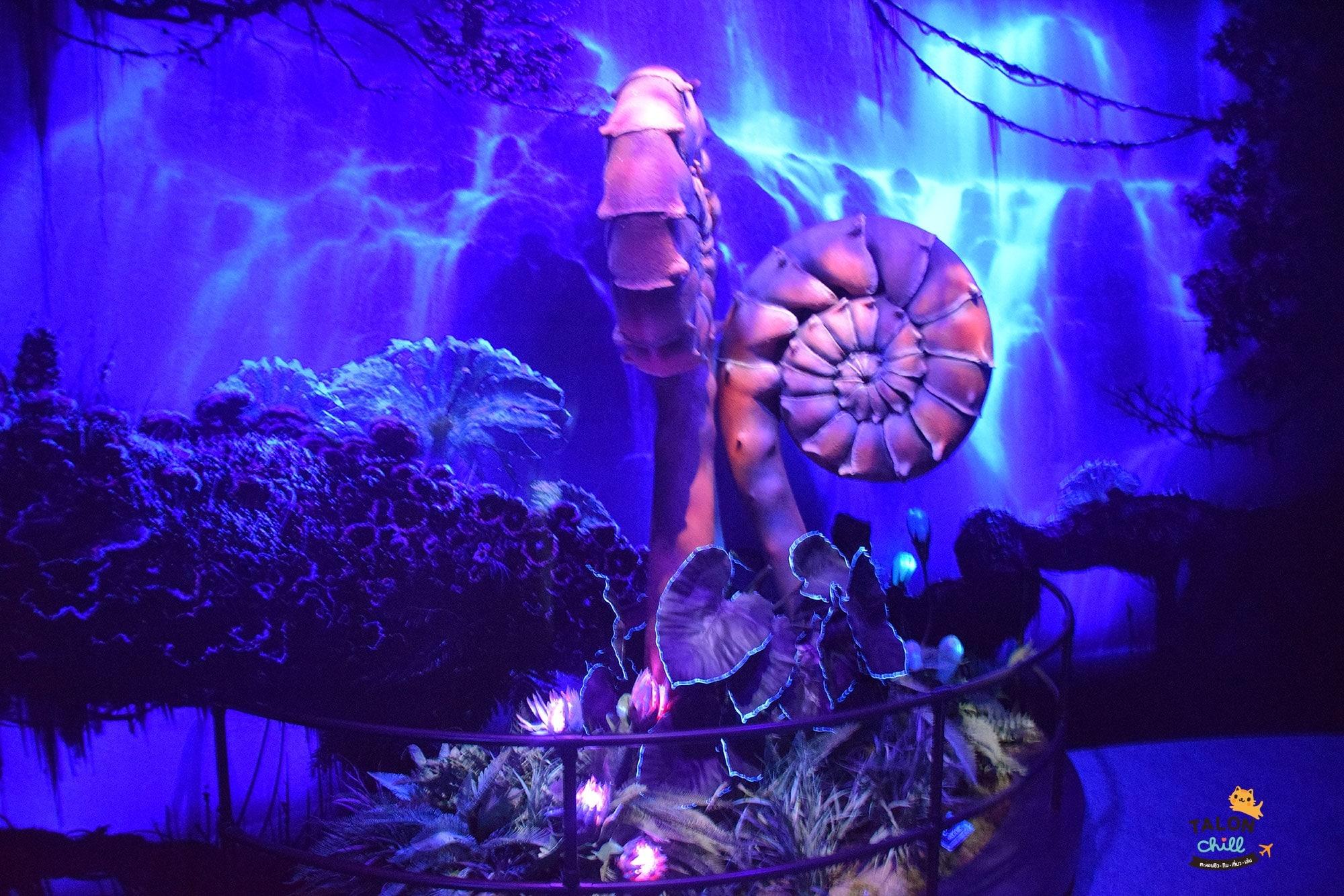 [รีวิว] พาทัวร์ดาวแพนดอร่า กับ AVATAR : Discover Pandora - Bangkok