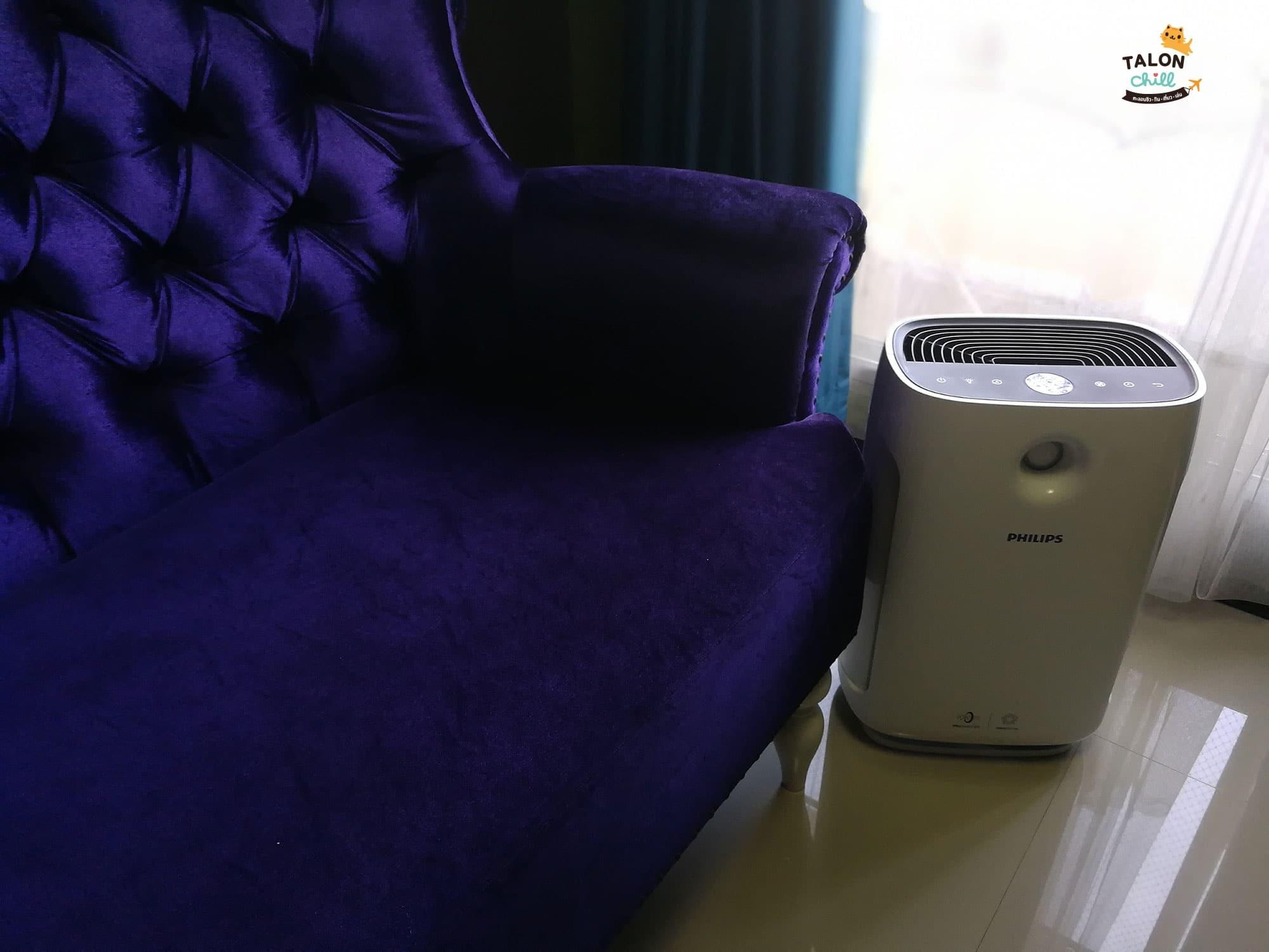 [รีวิว] เครื่องฟอกอากาศฟิลิปส์ Philips Series 2000