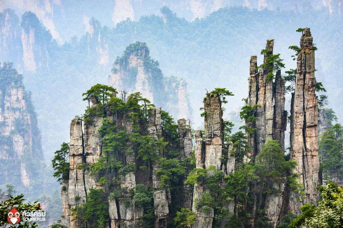 6 place to go in zhangjiajie 1 1