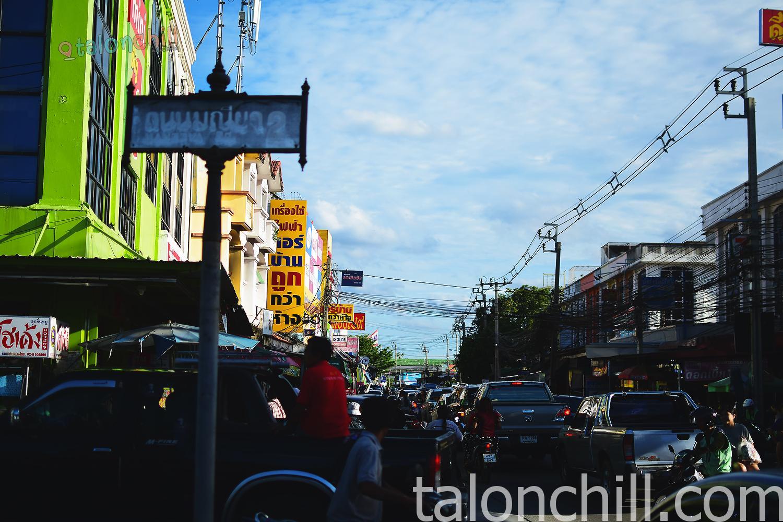 [ตะลอนกิน] ร้านสวีท เดย์ลี่ (Sweet Daily Cafe) หมู่บ้านมณียา 2 ซอยท่าอิฐ