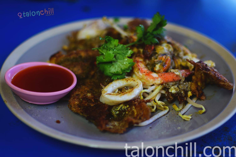รีวิวผัดไทยร้าน : ป้าจี๊ด ผัดไทย-หอยทอด ท่าน้ำนนท์ อร่อยคุ้มแคลอรี่