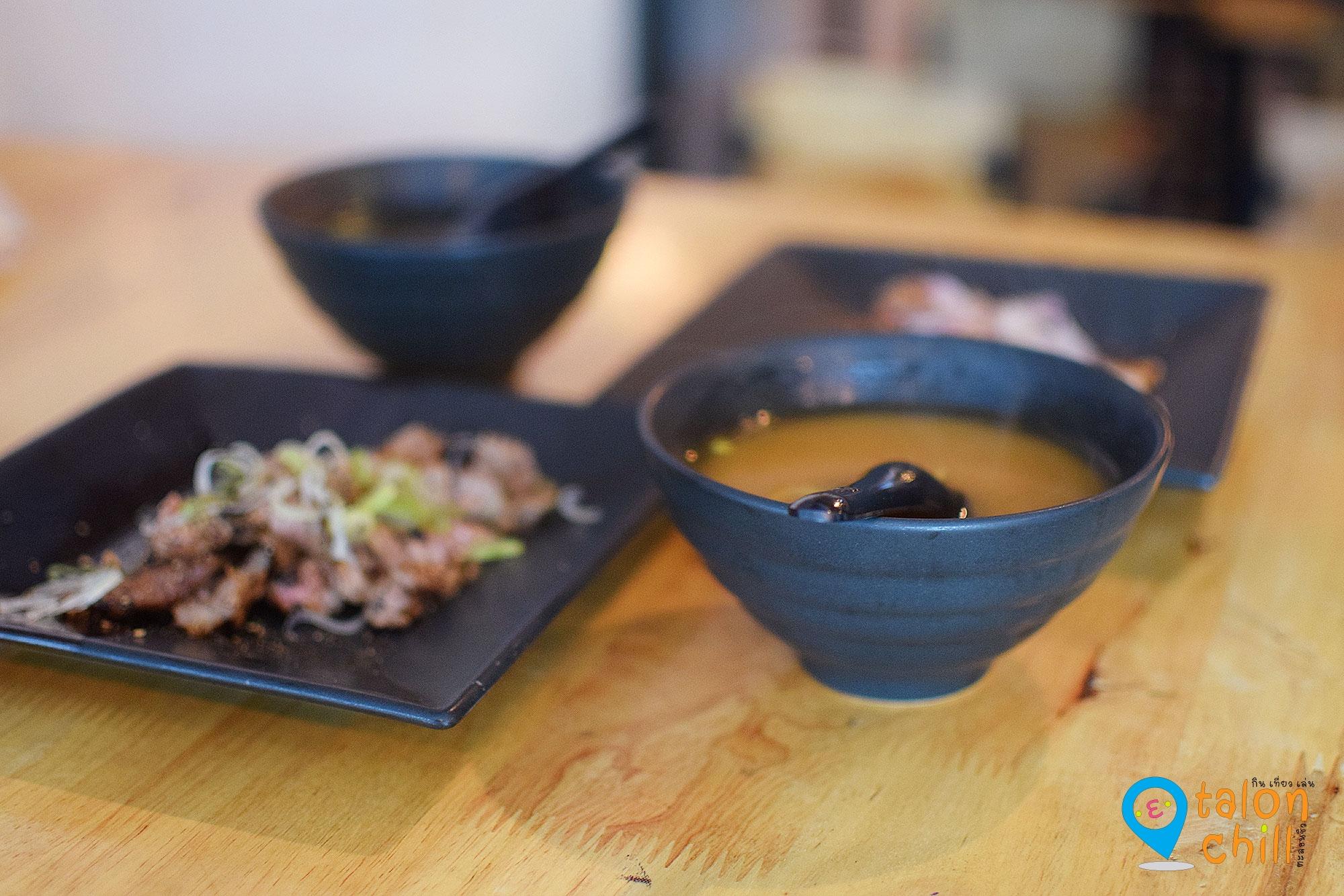 [ตะลุยแหลก] ร้าน Meatfeat อาหารสไตล์ Izakaya (อิซากายะ) แนวเทปันยากิสเต็กสไตล์ญี่ปุ่น ห้ามพลาด