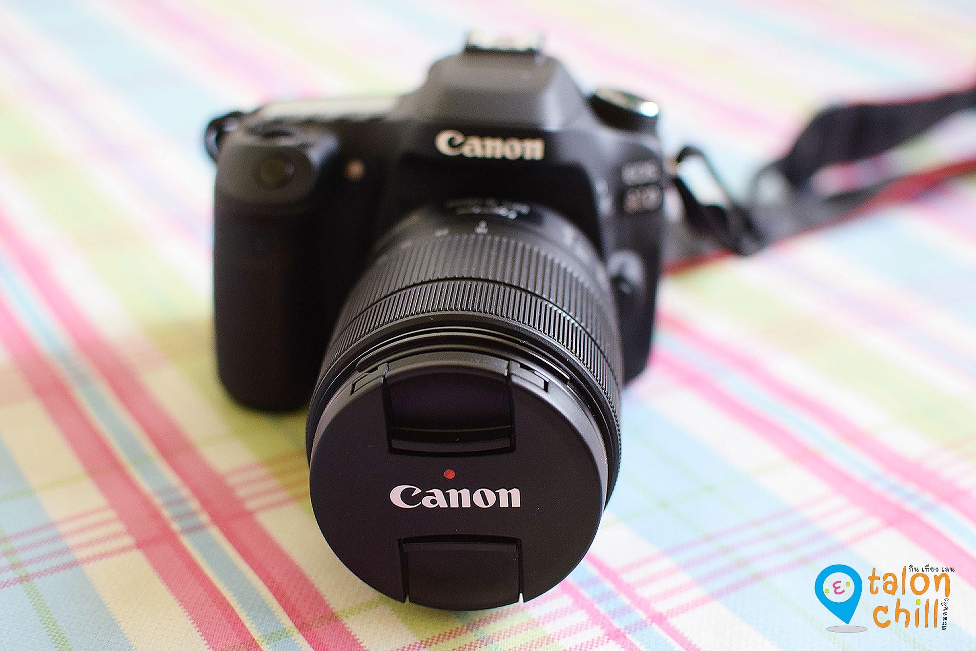[Review] กล้องแคนนอนรุ่น Canon EOS 80D ฉบับตะลอนชิว