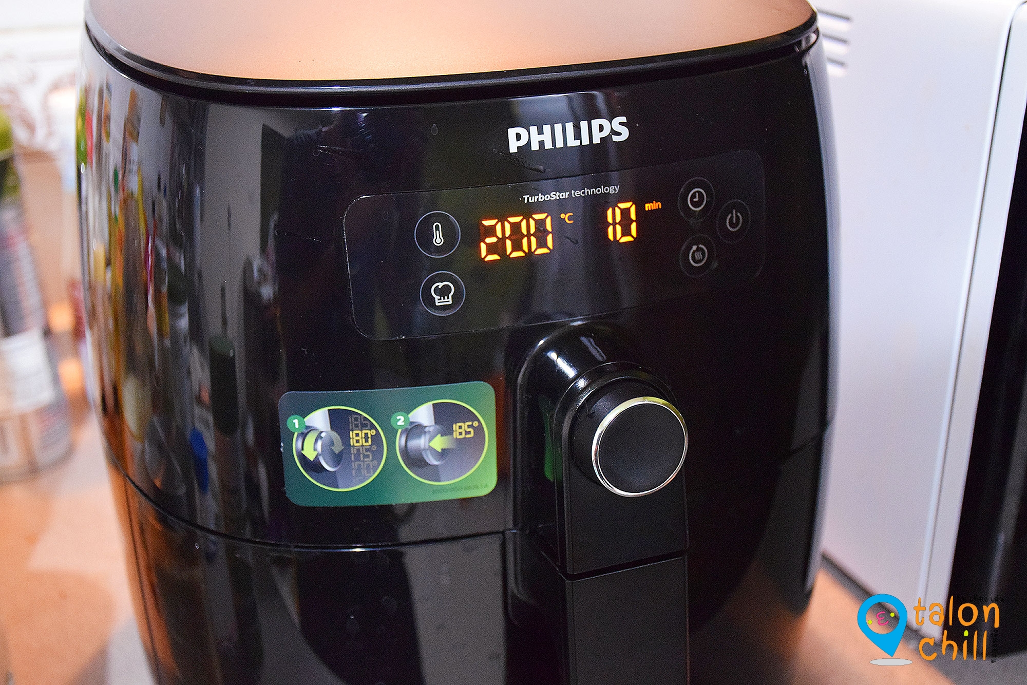 [แกะกล่องรีวิว] หม้อทอดฟิลิปส์ Philips Airfryer ทอดอร่อย สุขภาพดี ไม่เติมน้ำมัน #sponsoredreview