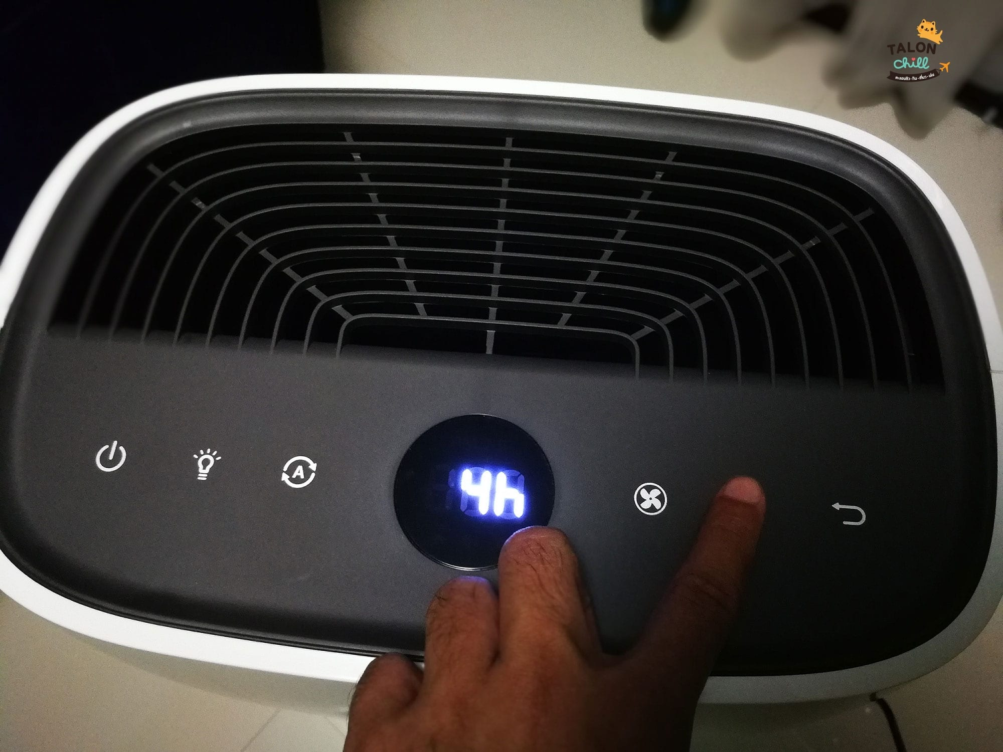 reviewer air purifier and air humidifier 34