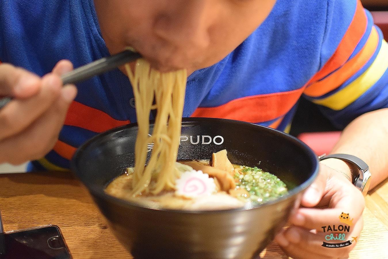 ร้านราเมง ippudo ramen (อิปปุโดะ ราเมงคิง) ราเมงทีวีแชมเปี้ยน ต้นตำหรับจากญี่ปุ่น 1