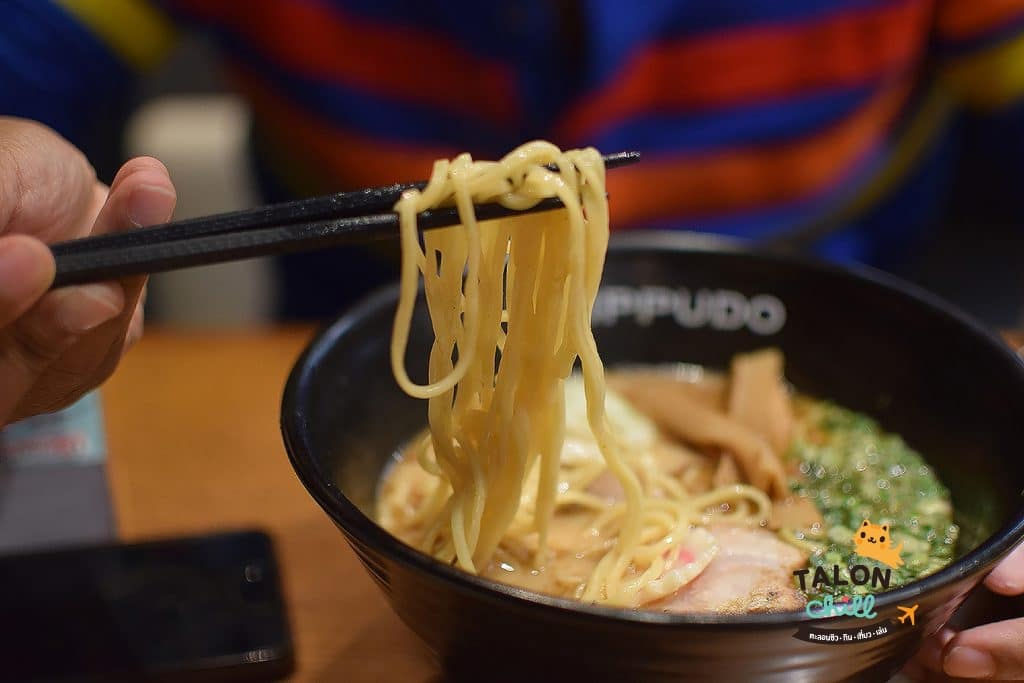[ตะลอนกิน] ร้านราเมง ippudo ramen (อิปปุโดะ ราเมงคิง) ราเมงทีวีแชมเปี้ยน ต้นตำหรับจากญี่ปุ่น