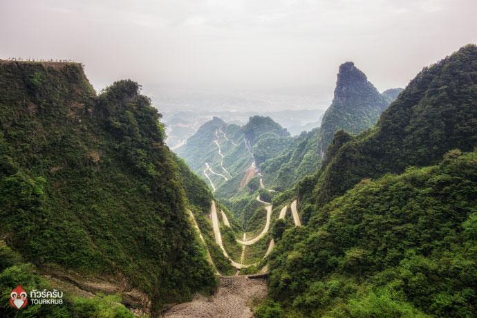 [รีวิว] 6 สถานที่เที่ยวจางเจียเจี้ย ดินแดนแห่งอวตาร (Avatar)