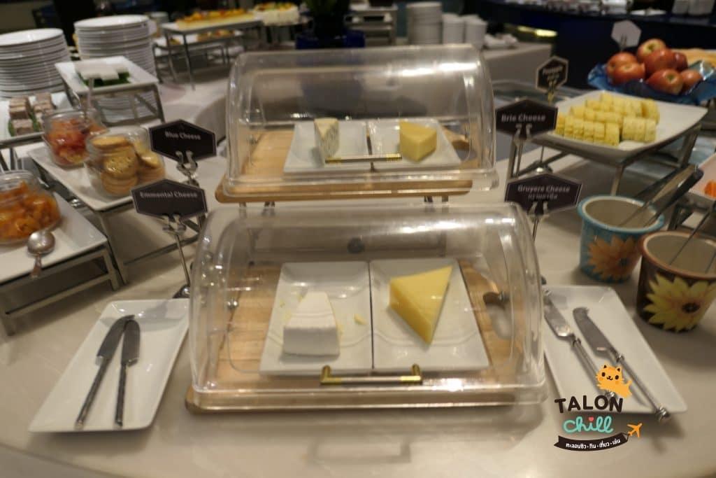 [ตะลอนกิน] ห้องอาหารเดอะเทอเรส แอท72 โรงแรมแม่น้ำรามาดาพลาซ่า 27