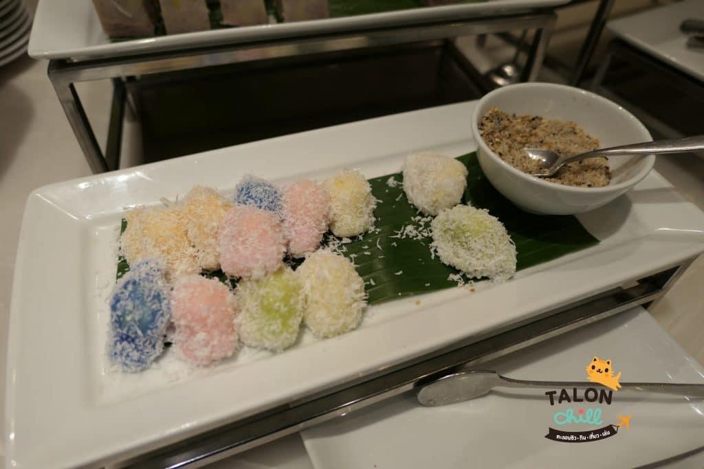 [Review] บุฟเฟ่ต์ The Terrace@72 Buffet Restaurant (ห้องอาหารเดอะเทอเรสแอท 72) โรงแรมแม่น้ำรามาดาพลาซ่า