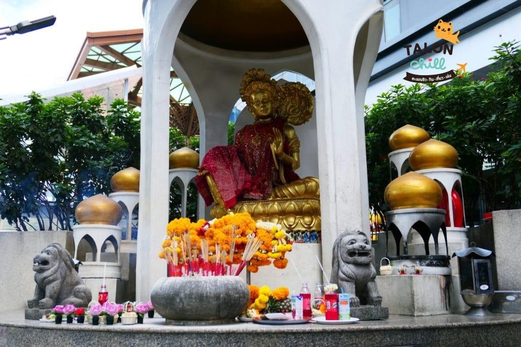 [เที่ยวกรุงเทพ] ย่านราชประสงค์ขอพร 8 สิ่งศักดิ์สิทธิ์เสริมมงคลชีวิต