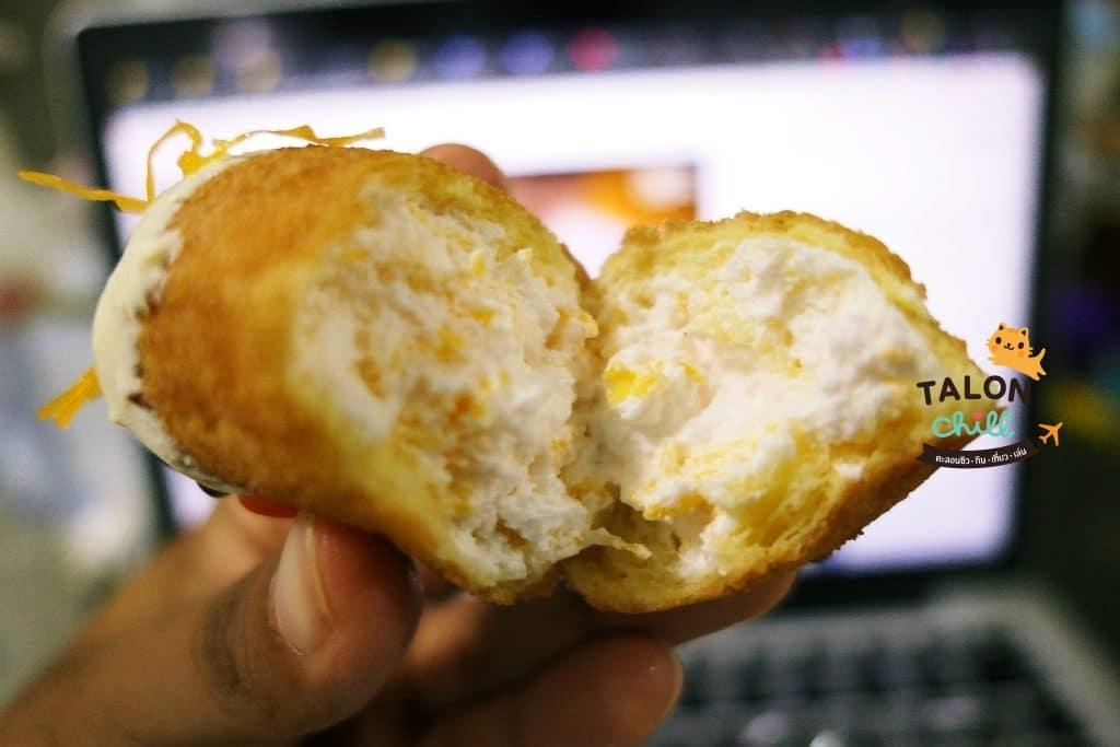 [แกะกล่องขนม] มิสเตอร์โดนัท ไข่ยัดไส้ อร่อยหมดหมดเปลือก 89 บาท 2